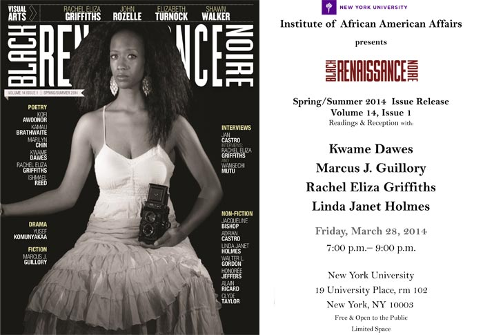 Black Renaissance Noire Volume 14 1 Issue Release Nyu